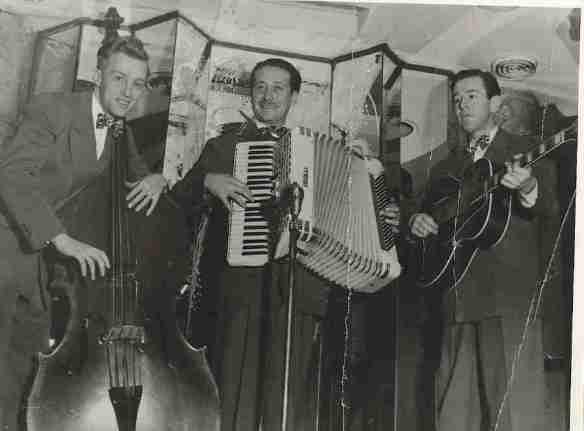 Tony Camarata Trio